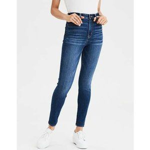American Eagle Hi-Rise Super Stretch Jegging Jeans